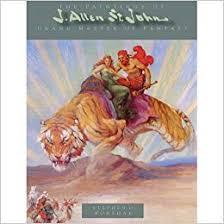 Paintings of J <b>Allen St John</b>: Grand Master of Fantasy: Stephen ...