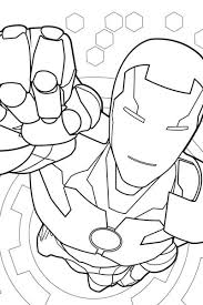 Feel free to print and color from the best 38+ free iron man coloring pages at getcolorings.com. Iron Man Coloring Page Avengers Activities Marvel Hq
