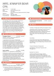 Resume Examples By Real People Senior Manager Resume Example