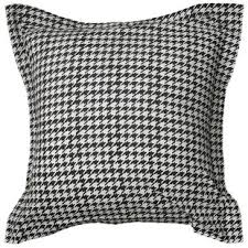 black and white euro sham. Modren Sham Albion Euro For Black And White Sham U