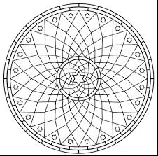 Free Printable Geometric Shapes Coloring Pages Design Pdf ...