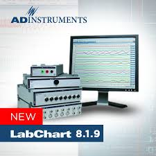 Lab Chart New Labchart 8 1 9 Released By Adinstruments Animalab