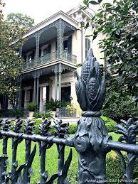 cornstalk fence at colonel short s villa in new orleans garden district