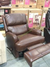 synergy leather recliner