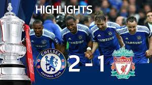 Chelsea 2-1 Liverpool - Official Goals & Highlights - FA Cup Final 5/05/12