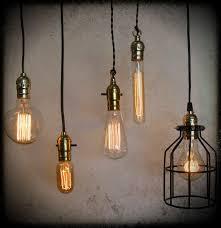 vintage looking lighting. design your own edison antique pendent lamp vintage looking lighting d