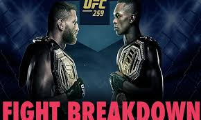 Find start times and stream links for ufc 259: A9oc3 Tmjnrqlm