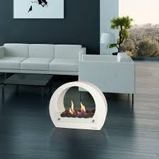 bioethanol fireplace contemporary open hearth central saturn plus w