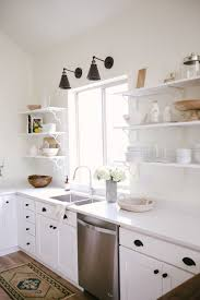 Kitchen Styling How To Style A Minimalist Kitchen Studio Mcgee
