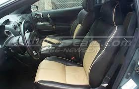 mitsubishi eclipse 2003 custom interior. 2001 mitsubishi eclipse twotone black w bisque leather interior 2003 custom