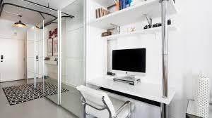 enchanting white home office closet