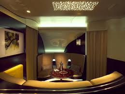 It Is All About Luxury Aboard Etihad Airways First Apartments In