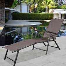 costway pool chaise lounge chair recliner outdoor patio furniture adjustable pool chaise lounge a78