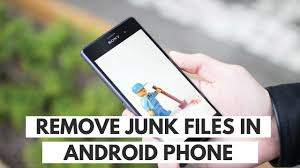 How To Remove Junk Files In Android Youtube