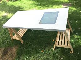 ikea drafting table drafting table desk with top and