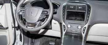 2019 Lincoln Nautilus Color Chart 2019 Lincoln Nautilus Interior Colors