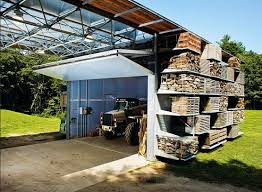 bi fold garage doorsOne car Bi fold garage doors  Home Interiors
