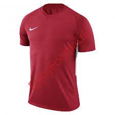 Игровая <b>футболка</b> NIKE DRY TIEMPO PREM JSY SS 894230-657 ...