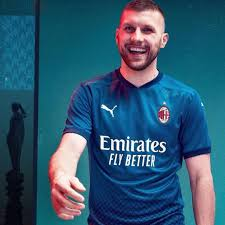 It is one of the oldest football clubs from milan everyone is a big fan of ac milan who plays dream league soccer and wants to customize the kit of ac milan football club. Ac Milan 2020 21 Puma Third Kit Ac Milan Vintage Football Shirts Classic Football Shirts