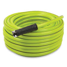 garden hoses. Sun Joe AJH58-75 Heavy-Duty Garden Hose | 75-Foot 5/8-Inch Flow Hoses A
