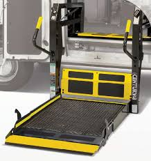 wheelchair lift for van. Braun Commercial Wheelchair Lift For Van Superior \u0026 Mobility