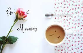 live good morning wallpaper