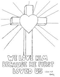 John 3 16 Coloring Page John 3 Valentine Coloring Page My Cup