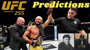 UFC 255 Figueiredo vs Perez Predictions ...