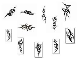 Tetování šablony World About All