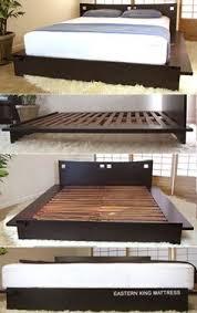 japanese furniture plans 2. Platform Beds - Low Beds, Japanese Solid Wood Bed Frame Furniture Plans 2 A