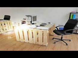 pallet furniture desk. 21 DIY Pallets Desks - Desk Ideas From Pallet ..awesome Diy Projects YouTube Furniture