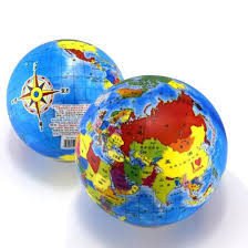 High Quality World Map High Quality World Map Inflatable Globe Map Beach Ball