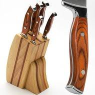 Набор ножей Mayer Boch 23625 <b>Набор кованых ножей</b> 5шт на ...