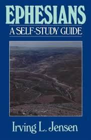 Ephesians Jensen Self Study Guide
