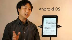 Best Tablet For Reading Music Charts Samsung Galaxy Note Pro 12 2 A Full Sized Sheet Music Reader