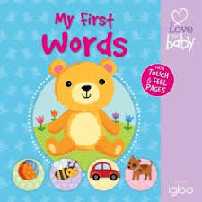 Small Picture 9780857809568 First Words Tiny Tots Easels AbeBooks 0857809563