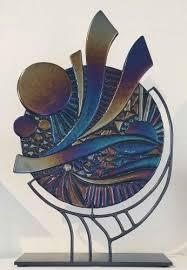 Iridescence by Harriet and Don Herrick - Gallery Of Wisconsin Art