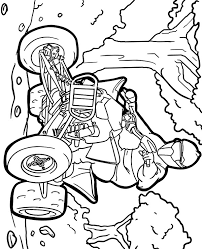 Make your world more colorful with printable coloring pages from crayola. Quad In The Forest Coloring Page To Print Or Download For Free