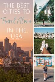 the best cities to travel alone in the