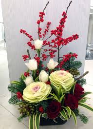 office flower arrangements. Table Arrangement Xmas Flowerarrangement Office Flower Arrangements A