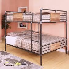 Queen Over Queen Bunk Beds | Wayfair