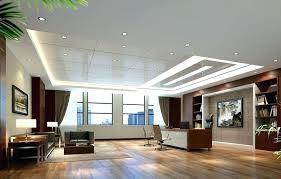 ceiling design for office. Modern Ceiling Design Minimalist Style Office President . For