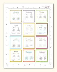 Mini Calendar Template Small Excel Monthly 2018