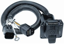 118242 7 way replacement tow package wiring harness, pilot 20212 M104 Wiring Harness Replacement 118242 7 way replacement tow package wiring harness, pilot 20212 118709 taillight plug adapter 63228 ford trailer harness converter guard to ,