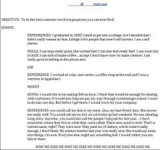 20 Of The Funniest Resumes And Cvs You Ll Ever See