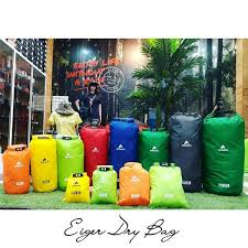 Shop from an explicit collection of dry bag available at alibaba.com without stretching a dollar. Jual Dry Bag Eiger Waterproof 30l Original Di Lapak Td7store Bukalapak