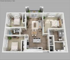 pinterest condo and images house design plans 3d 4 bedrooms about