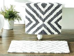 modern bath mat modern bathroom rugs gray area rug