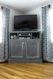 corner media center. Simple Center Tall Corner Media Console Throughout Center R