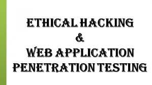 Ethical Hacking Web Application Penetration Testing Udemy
